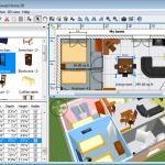 Sweet Home 3D — бесплатное приложение для дизайна интерьера