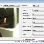 Веб-камера из фотоаппарата Canon