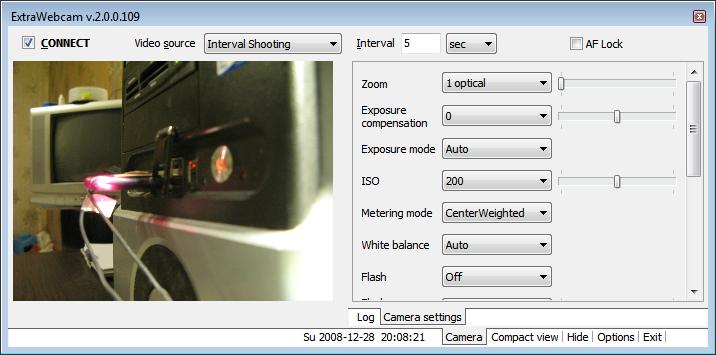 как сделать с веб камеры фото