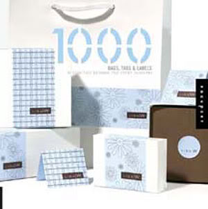 1,000 Bags, Tags, & Labels: Distinctive Designs for Every Industry